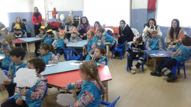 OPEN CLASSES EN KINDER